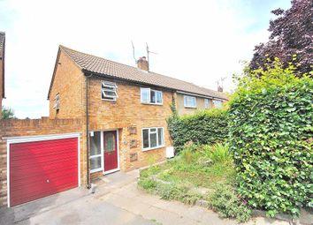 Thumbnail 3 bed property to rent in Thornbera Road, Bishop`S Stortford, Hertfordshire