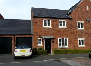 Thumbnail 4 bed semi-detached house for sale in White Horse Road, Marlborough