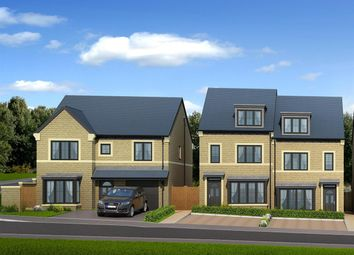 Thumbnail 4 bed semi-detached house for sale in Crowswood Drive, Stalybridge