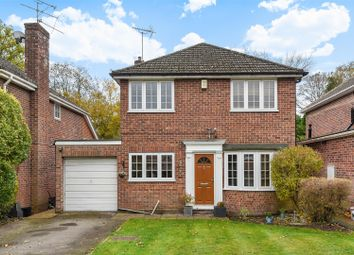 Thumbnail 4 bed detached house for sale in Luckley Road, Wokingham, Berkshire