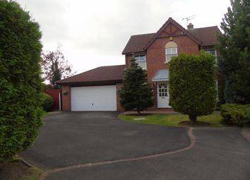 Thumbnail 4 bed detached house for sale in St. Catherines Close, Liverpool
