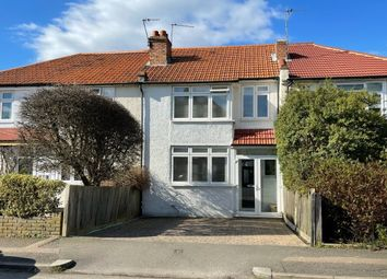 Thumbnail 3 bed terraced house for sale in Oakhill Road, Ashtead