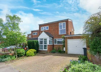 Thumbnail 4 bedroom detached house to rent in The Ridgeway, Codicote, Hitchin, Hertfordshire