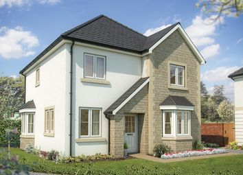 "Thumbnail 4 bed detached house for sale in ""The Aspen"" at Town Steps, West Street, Tavistock"