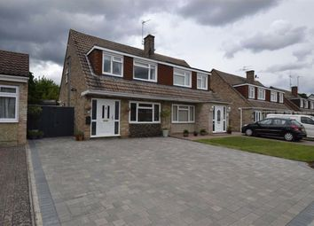 Thumbnail 3 bedroom semi-detached house for sale in Paynesdown Road, Thatcham, Berkshire