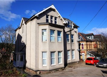 Thumbnail 2 bed flat for sale in 59 Caerau Road, Newport