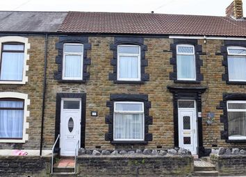 Thumbnail 2 bed terraced house for sale in Eaton Road, Swansea