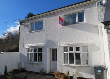 Thumbnail 4 bed semi-detached house for sale in Glen Garriff Cottages, Reservoir Road, Beaufort, Blaenau Gwent