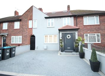 Thumbnail 3 bed town house for sale in Weir Hall Avenue, London