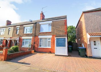 Thumbnail 2 bed end terrace house for sale in Harris Road, Coventry