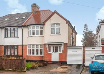 Bow Lane, North Finchley, London N12. 4 bed semi-detached house for sale