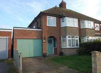 Thumbnail 3 bed semi-detached house for sale in Lime Avenue, Long Buckby, Northampton