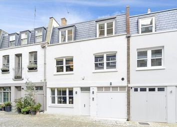 Thumbnail 4 bed mews house for sale in Leinster Mews, Bayswater, London