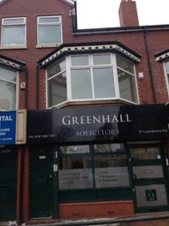 Thumbnail 3 bed flat to rent in (First Floor Flat) Lansdowne Road, Crumpsall, Manchester