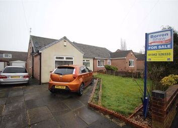 Thumbnail 2 bed semi-detached bungalow for sale in Ludlow Avenue, Hindley Green, Wigan