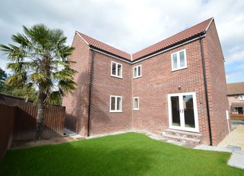 Thumbnail 4 bedroom detached house for sale in Meadowfield, Bubwith, Selby