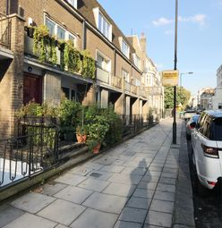 Thumbnail 3 bed town house to rent in Stanhope Terrace, London
