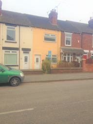 Thumbnail 2 bed terraced house to rent in Furlong Road, Bolton Upon Dearne