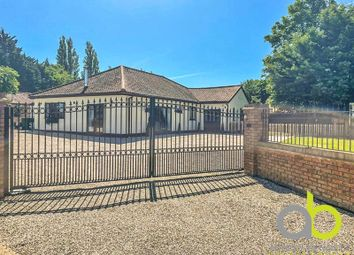 Thumbnail 5 bed detached bungalow for sale in Dry Street, Langdon Hills, Basildon