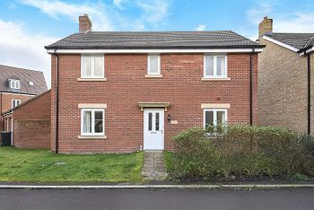 Thumbnail 4 bed detached house for sale in 24 Southdown Way, Warminster