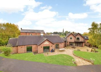 Thumbnail 6 bed detached house for sale in Austrey, Atherstone, Warwickshire