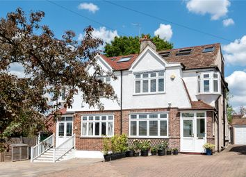 Thumbnail 5 bedroom semi-detached house for sale in The Crescent, West Wickham