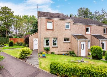 Thumbnail 1 bed end terrace house for sale in North Bughtlinside, East Craigs, Edinburgh