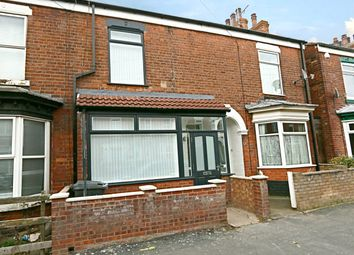 Thumbnail 3 bed terraced house for sale in Clumber Street, Hull, East Riding Of Yorkshi