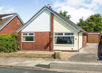 Thumbnail 3 bed bungalow for sale in Kirkham Close, Leyland