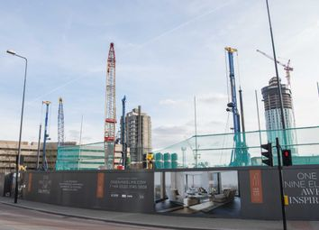 Thumbnail 3 bedroom flat for sale in One Nine Elms, City Tower, Vauxhall, London