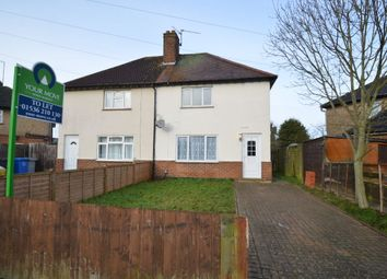 Thumbnail 3 bed semi-detached house to rent in Almond Road, Kettering