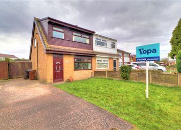 3 bed semi-detached house for sale in Stratton Drive, Platt Bridge, Wigan WN2
