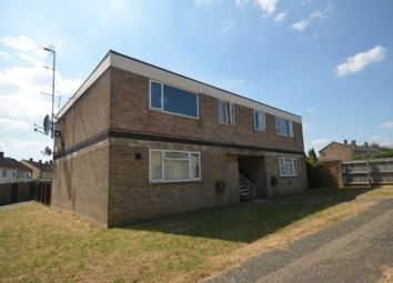Thumbnail 2 bed flat for sale in Severn Walk, Corby