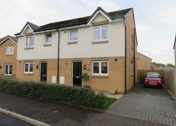 Thumbnail 3 bed semi-detached house for sale in Ravenscliff Road, Motherwell