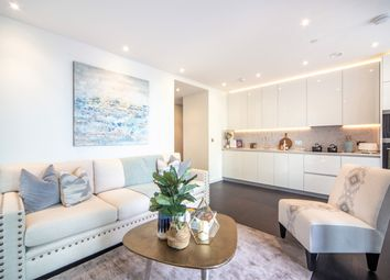 Thumbnail 2 bed flat to rent in Charles Clowes Walk, London