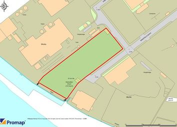 Thumbnail Land to let in Manhattan Wharf, Knights Road, London