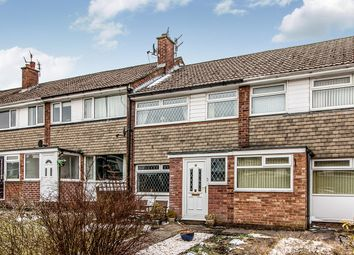 Thumbnail 3 bed terraced house for sale in Gorsey Clough Walk, Tottington, Bury