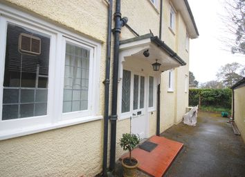 Thumbnail 1 bed flat to rent in 12 Dalkeith Road, Branksome Park, Poole