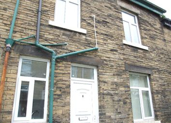 Thumbnail 1 bed terraced house to rent in Dartmouth Terrace, Bradford