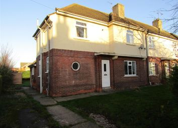Thumbnail 3 bedroom end terrace house for sale in Walkerith Road, Morton, Gainsborough