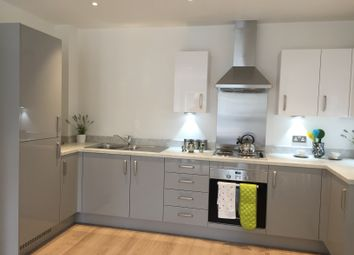Thumbnail 3 bed flat for sale in Trinity Walk, Sandy Hill Road, Woolwich