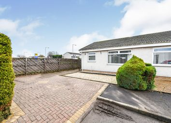 Thumbnail 2 bed semi-detached bungalow for sale in Furnace Court, Hurlford, Kilmarnock