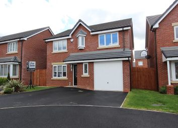 Thumbnail 4 bedroom detached house for sale in 4 Stamford Place, Poulton