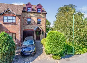 Thumbnail 4 bed semi-detached house for sale in Woodlands Lane, Chichester, West Sussex, England