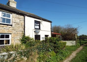 Thumbnail 2 bed end terrace house to rent in Folnamodry, Fore Street, Madron, Penzance