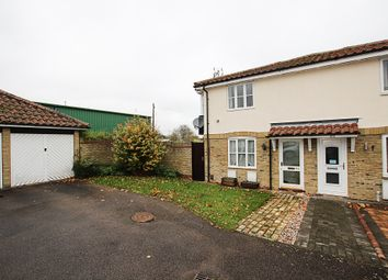 Thumbnail 2 bed end terrace house for sale in Bayfield Drive, Burwell