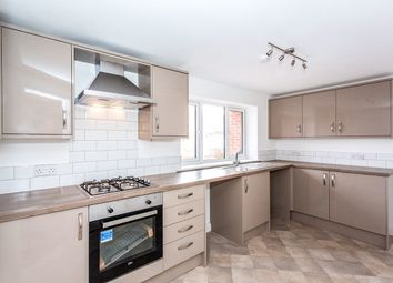 Thumbnail 3 bedroom terraced house to rent in Dover Terrace Dover Road, Blackpool