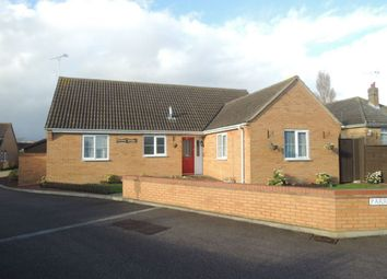 Thumbnail 3 bed detached bungalow for sale in Parr Close, Jaywick, Clacton-On-Sea