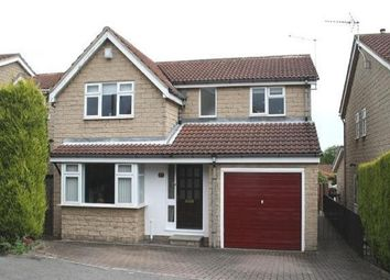 Thumbnail 4 bed property to rent in Martin Close, Aughton, Sheffield