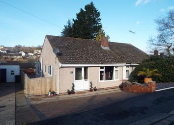 Thumbnail 3 bedroom bungalow for sale in Maes Y Llan, Conwy
